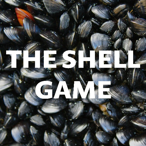 The Shell Game Poster