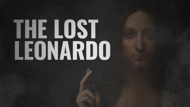 The Lost Leonardo Poster